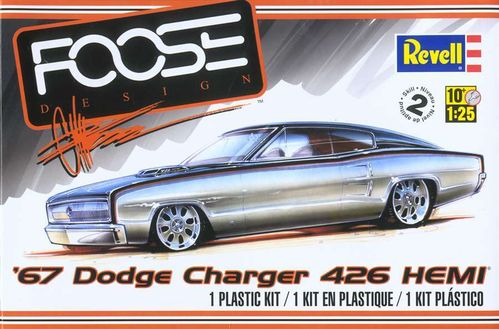 '67 Dodge Charger Foose Design 1/25