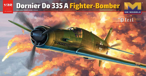 Dornier DO-335A Fighter Bomber 1/32