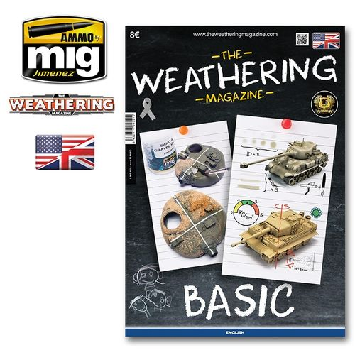 The Weathering Magazine No:22 Basic