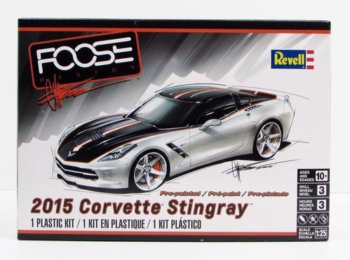 2015 Corvette Stingray Foose Design 1/25