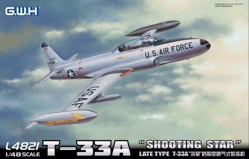 "T-33A ""Shooting Star"" Late 1/48"