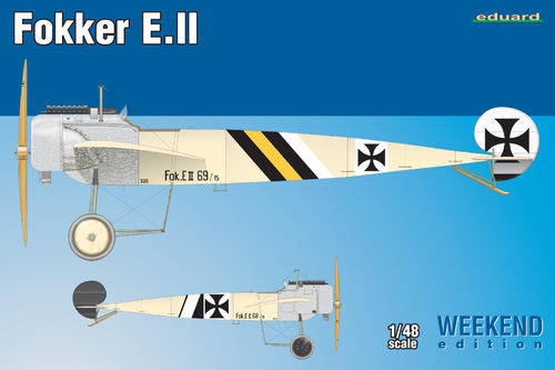 Fokker E. III 1/72 (weekend edtion)
