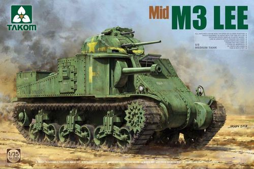M3 Lee Mid Production 1/35