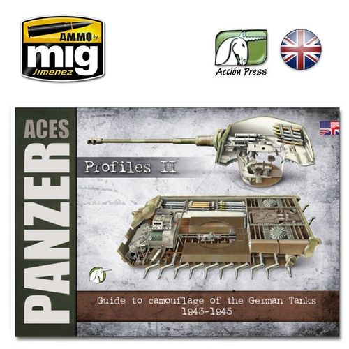 Panzer Aces - Profiles Vol. 2 (English)