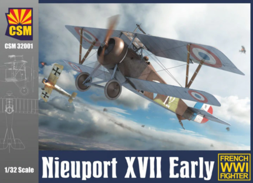 Nieuport XVII Early  1/32