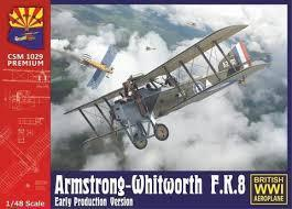 Armstrong-Whitworth F.K.8 Early  1/48