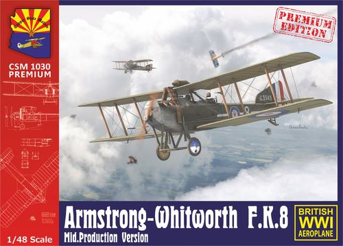 Armstrong-Whitworth F.K.8 Mid. Prod  1/48