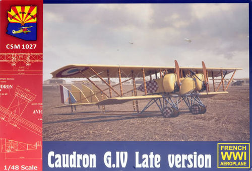 Caudron G.IV Late 1/48