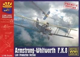 Armstrong-Whitworth F.K.8 Late (Premium) 1/48