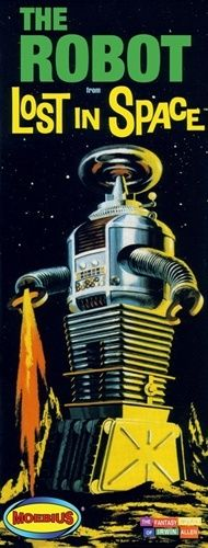 The Robot -Lost in Space  1/24