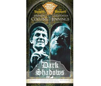 Dark Shadows Barnabas/ Werewolf Collectors Edition Two-Pack 1/8