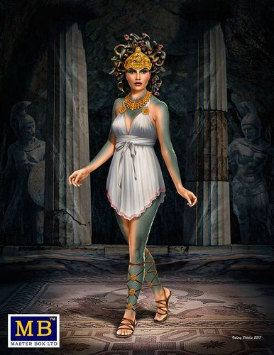 Medusa: Ancient Greek Myths Series 1/24