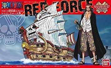 One Piece: Great Ship Collection Red Force