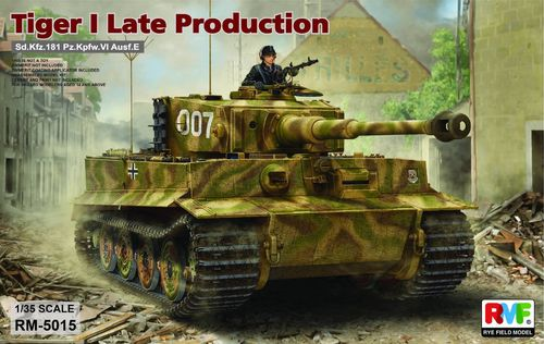 Tiger I Late production  1/35