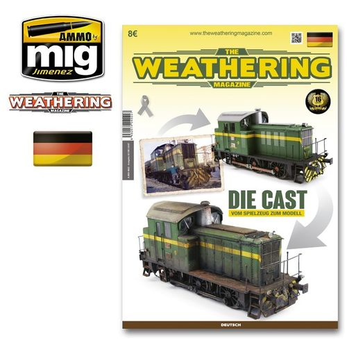 The Weathering Magazine No:23 DieCast