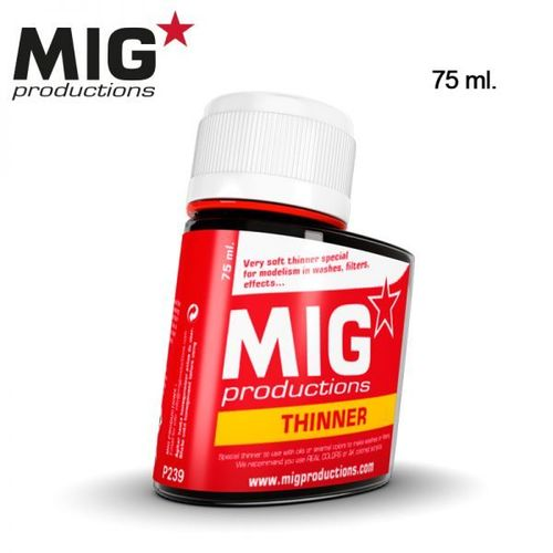 Special Thinner for Washes, Filters and Effects 75ml