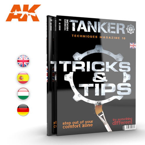 TANKER MAGAZINE 10 Tricks & Tips