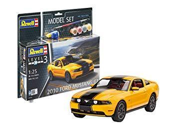 Giftset Ford Mustang GT 2010  1/25