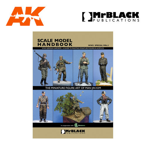 Scale Model Handbook: WWII Special 2