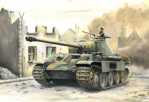 Sd.Kfz. 171 Panther Ausf. A