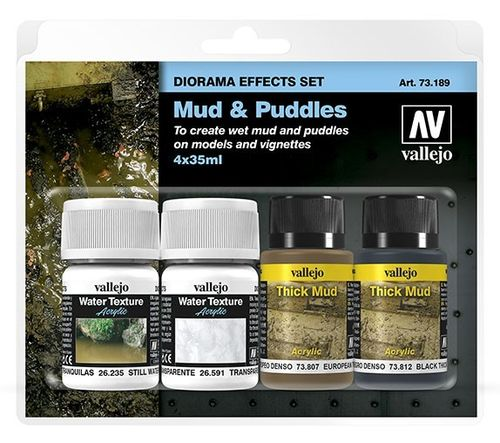 Mud & Puddles Set