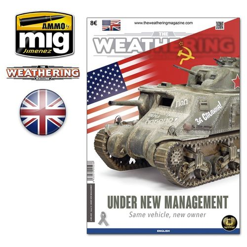 The Weathering Magazine No:24 Under New Managment