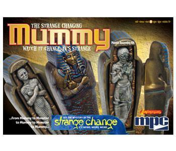 Strange Changing: Mummy 1/16