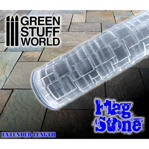 Rolling Pin: Flag Stone