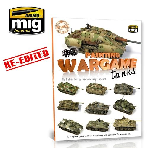 Painting Wargame Tanks (2nd ed)