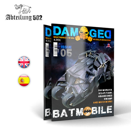 Damaged Magazine Issue 5