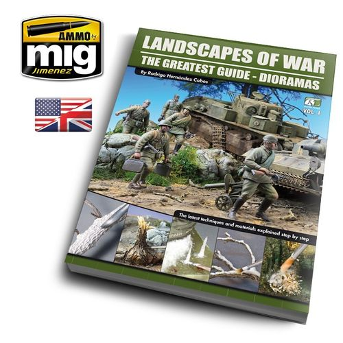 Landscapes Of War: The Greatest Guide - Dioramas VOL.1