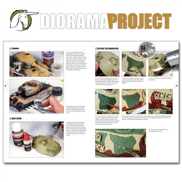 DioramaProject 1.1 - AFV at War (English)