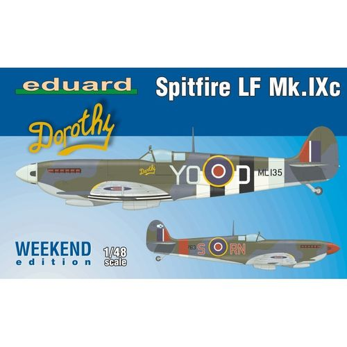 SPITFIRE Mk.IXc weekend edition 1/48