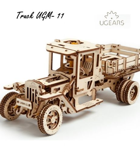 UGears: Truck UGM-11 ***