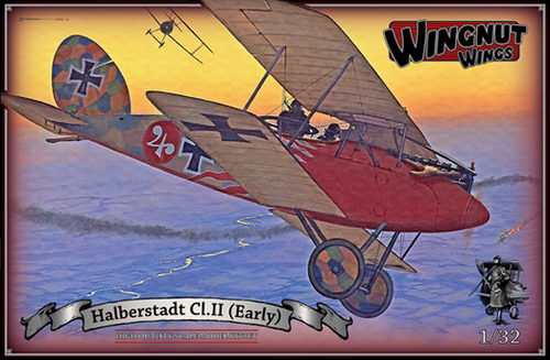 Halberstadt Cl.II (Early) 1/32