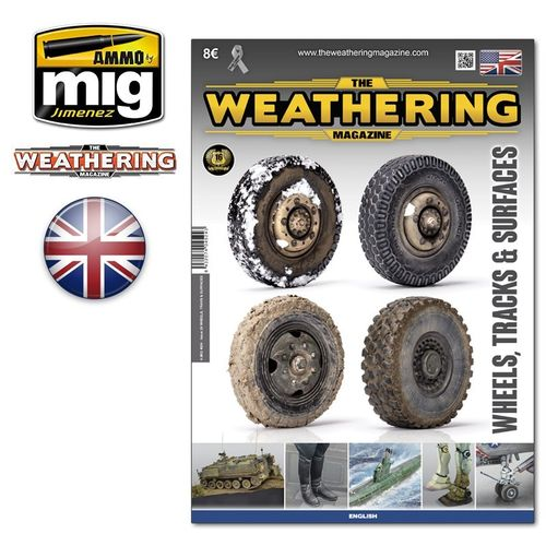 The Weathering Magazine No:25 Wheels, Tracks and Surfaces