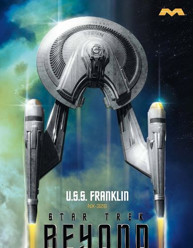 Star Trek Beyond U.S.S. Franklin 1/350