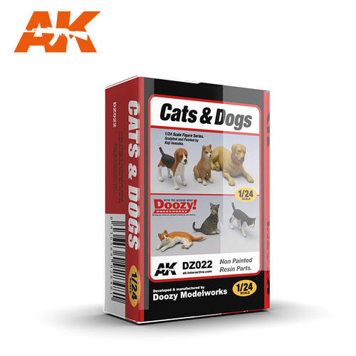 Cats & Dogs 1/24