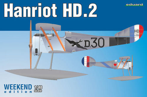 Hanriot HD.2 1/48   1/48