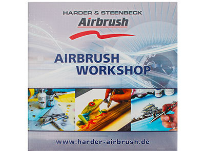 DVD Airbrush  Workshop