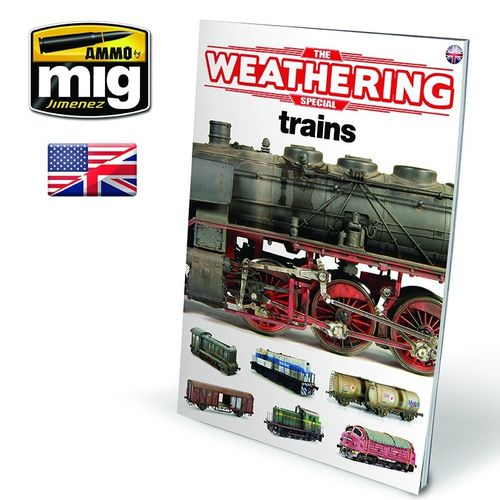 The Weathering Magazine Special: Trains