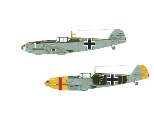 Bf 109E-4 Weekend Edition 1/48