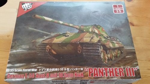 "E-50 ""Panther III"" 1/35"