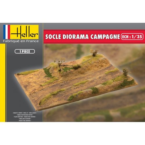 Diorama Display: Campagne 1/35