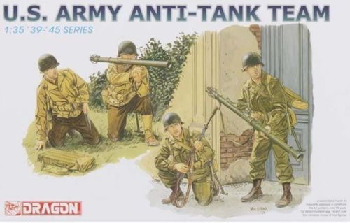 U.S. Army Anti-Tank Team