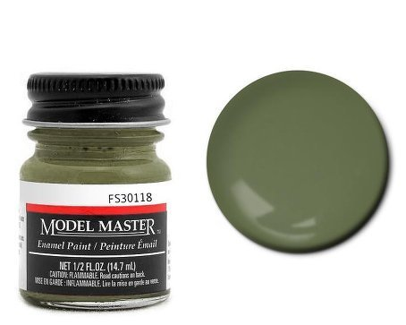 Model Master 1702 Field Drab FS30118 (Matt)