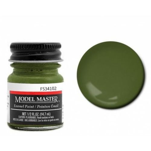 Model Master 1713 Medium Green FS34102 matt