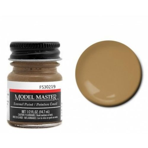 Model Master 1742 Dark Tan FS30219 matt