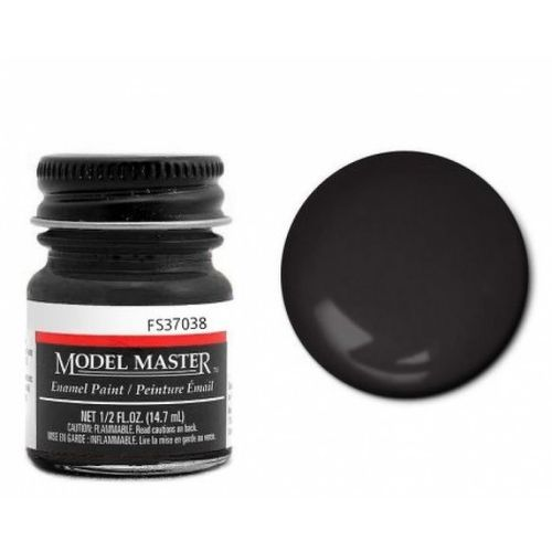 Model Master 1749 Black FS37038 matt