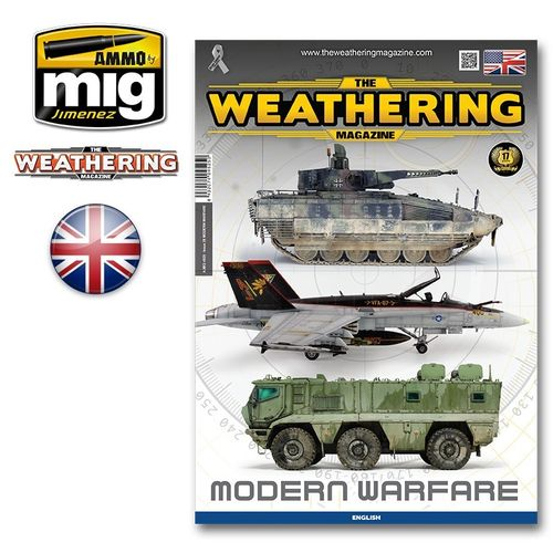 The Weathering Magazine No:26 Modern Warfare